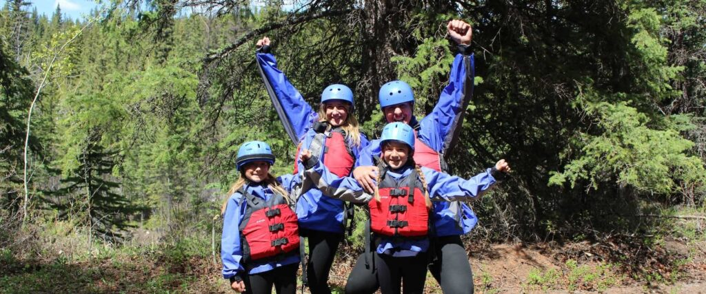 Fathers Day Rafting Special with Chinook Rafting